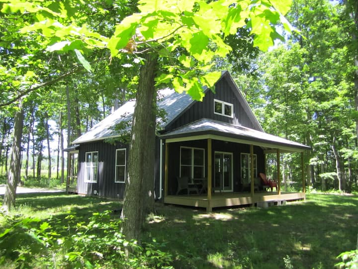 ShagBark Cottage in the Heart of the FingerLakes