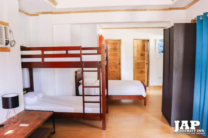 Modern Family Room in San Juan Siquijor