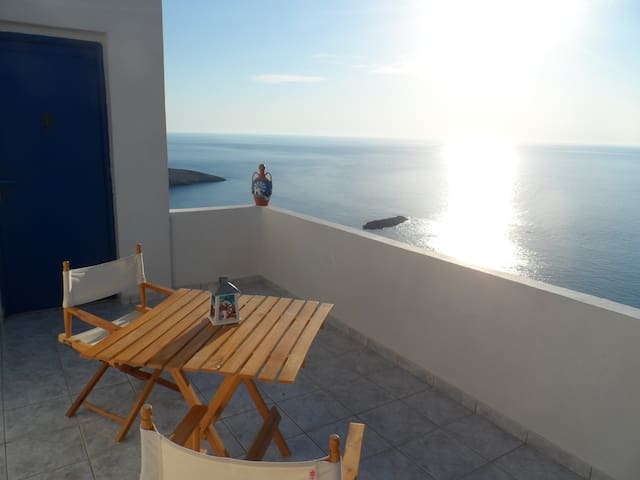 Kythnos Summer Resort - Άγιος Δημήτριος - Rumah