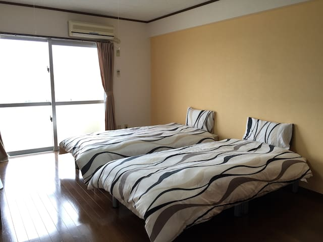 ocean view apt  - Yomitan-son - Apartment