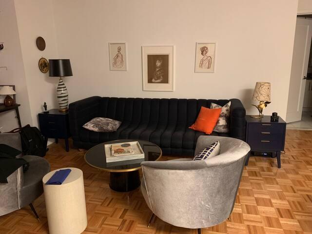 Spacious Luxury Studio in Newport, Jersey City