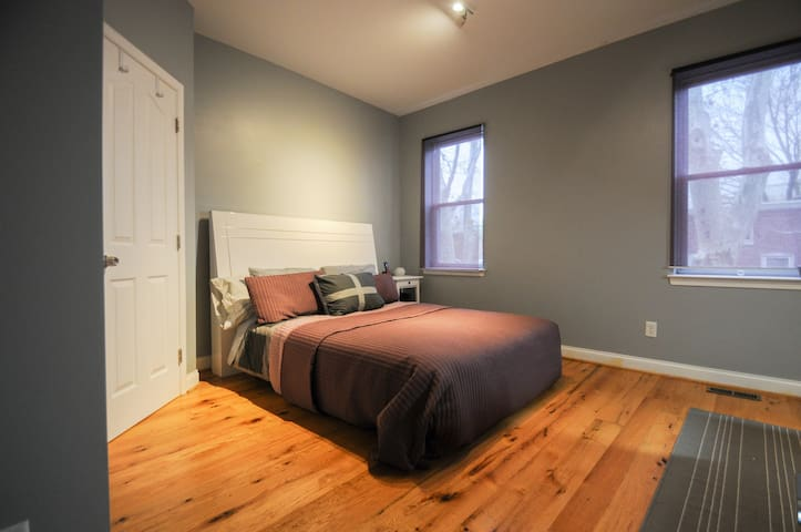 SPLENDID Private Room - Downtown - Wilmington - Haus