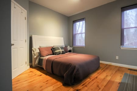 SPLENDID Private Room - Downtown - Wilmington - Ház