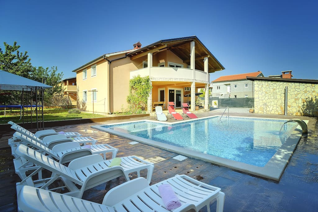 Villa Anita in Loborika