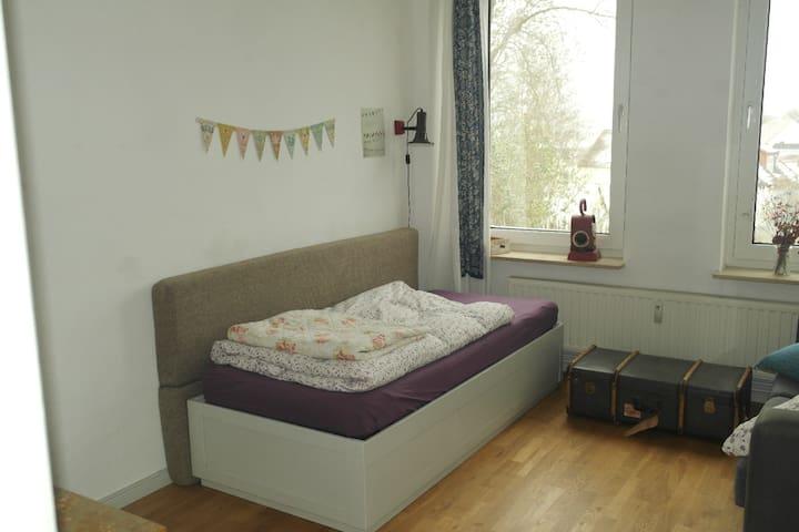 Wohnen mit Stil und Ruhe - 弗倫斯堡(Flensburg) - 公寓