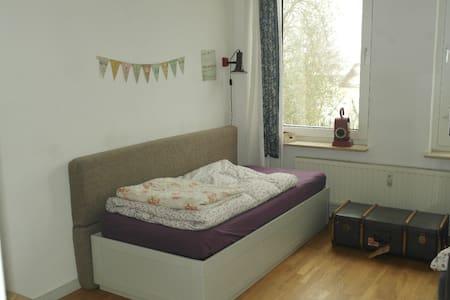 Wohnen mit Stil und Ruhe - Flensburg - Apartment