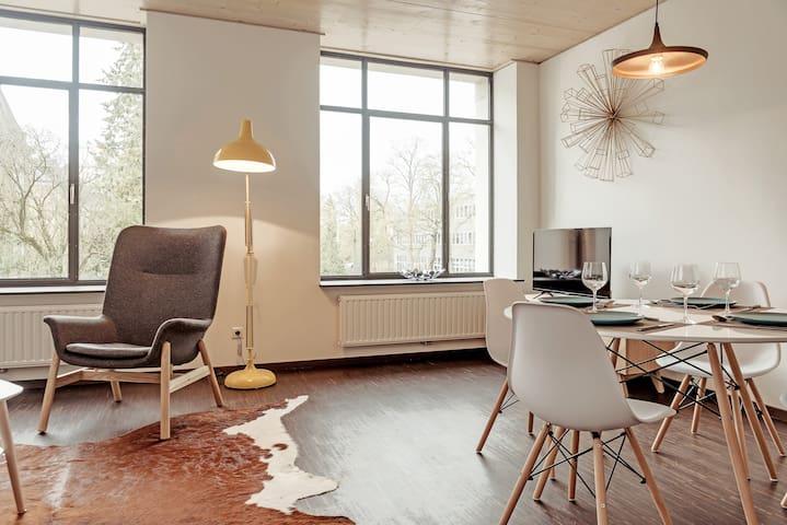 appartement 002 54,00 m2 une chambre à coucher