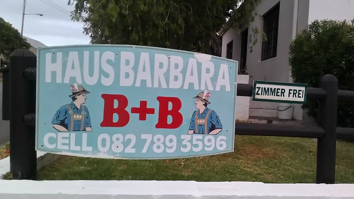 Haus Barbara B&B Self catering