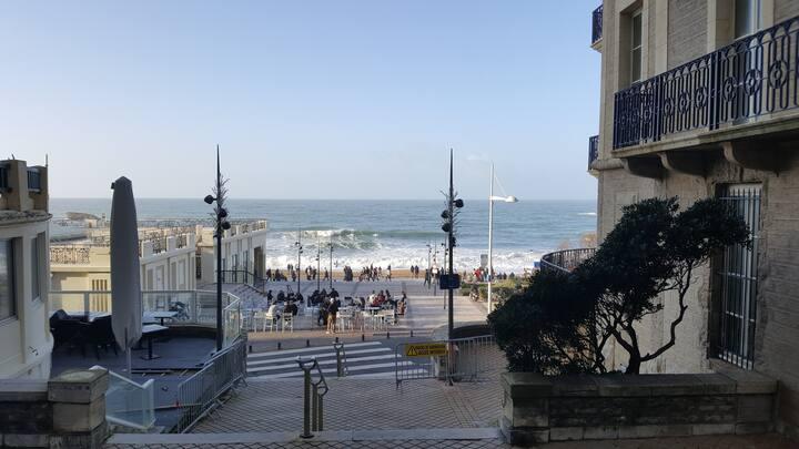 Appartement de charme à Biarritz près de la mer