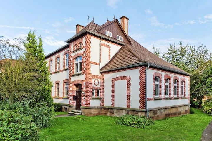 Stylish former village school with garden in Waldeck-Netze
