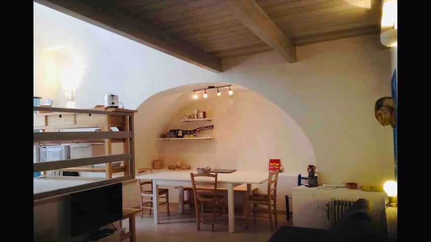 Cosy studio Blue (Ostuni - Apulia)