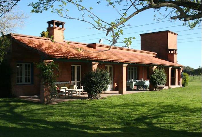 Casa de campo, a 1 hora de Buenos Aires -Open Door - Open Door - Dom