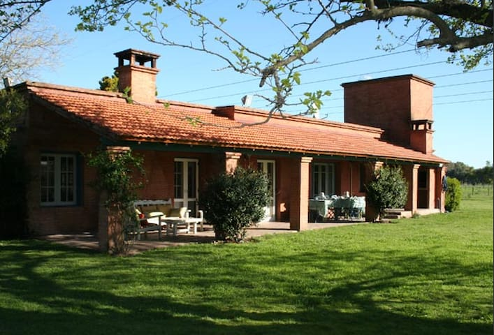 Casa de campo, a 1 hora de Buenos Aires -Open Door - Open Door - Huis