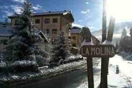 Precioso apartamento en un xalet de La Molina
