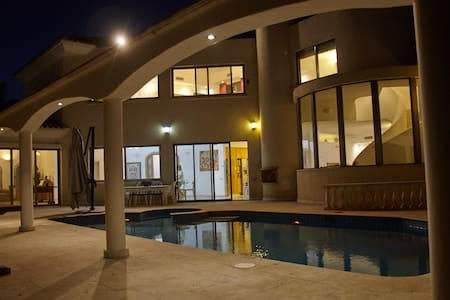 Private Luxury Retreat for Large Groups - Ra'anana