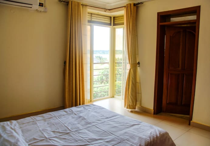 Bedroom Two With Lake View