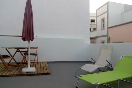 DOWNTOWN LOFT WITH A LARGE ROOF TERRACE - Olhão - 独立屋