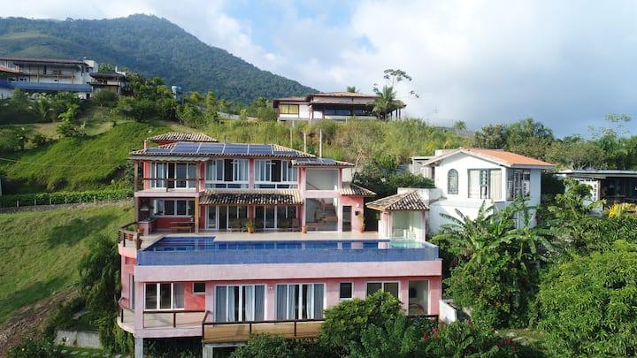 Wonderful house at Ilhabela - Brazil!