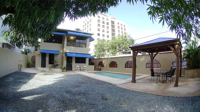 Casa Bagua - steps Isa Verde & Pine Grove Beach