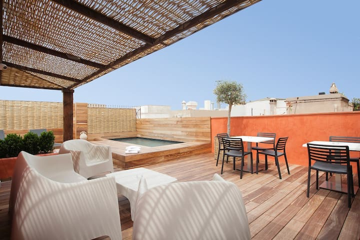 Apartment Deluxe by Colon EnjoyBCN Apartments