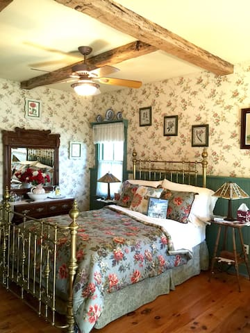 Romantic Private Cottage w/Jaccuzzi - Frenchtown - Cabaña