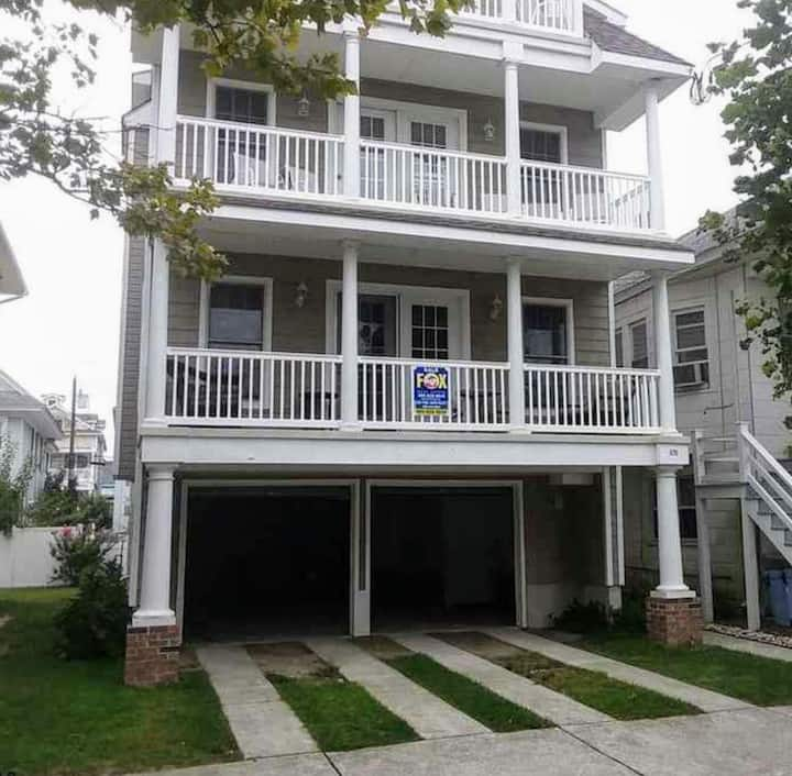 Just purchased!  2nd St Beach Block North End OCNJ