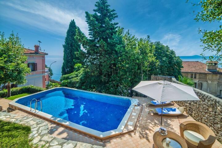 4 Bedroom Luxury Villa at the Sea w/ Pool - Regione istriana - Villa