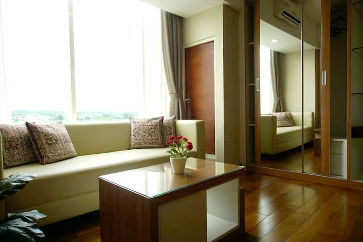 Manggar 3 Room - Mount Views Apartment Yogyakarta