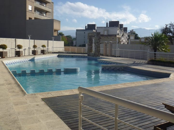 Apart 3 Pax with amenities In Downtown w/Parking