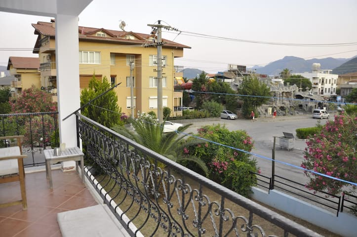 Apartment next to the beach in Marmaris, Turkey