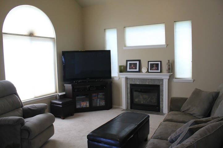 Couch in Living Room - Ellensburg