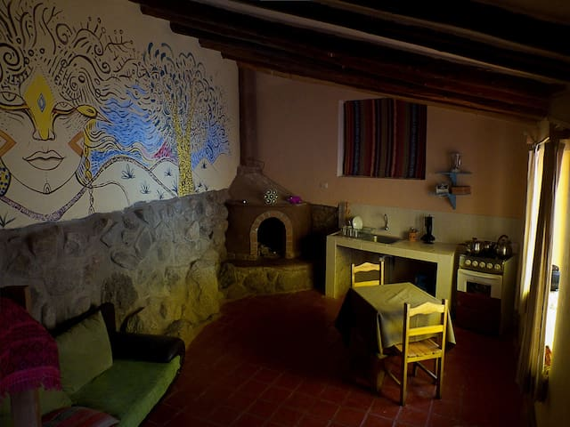 A private apartment for you and your love ones! - Cusco - Pis