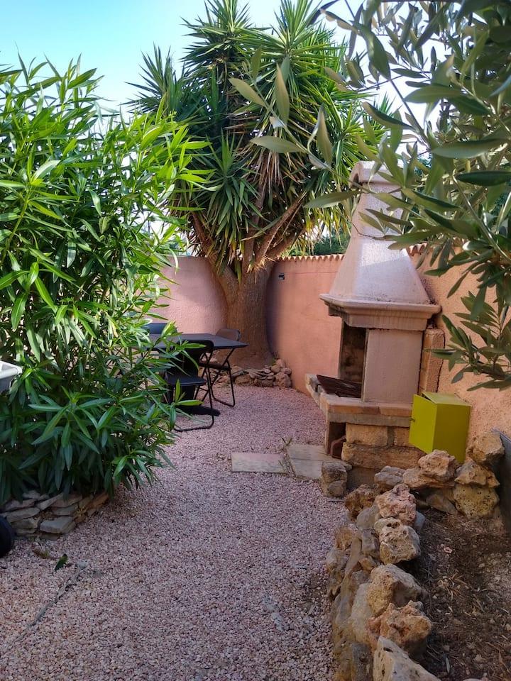 maison 40m2 avec jardin 25 m2