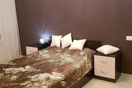Вкусная лаконичная квартира для ценителей комфорта