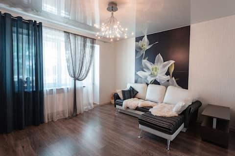 Безупречная 2-х комнатная квартира с Relax зоной