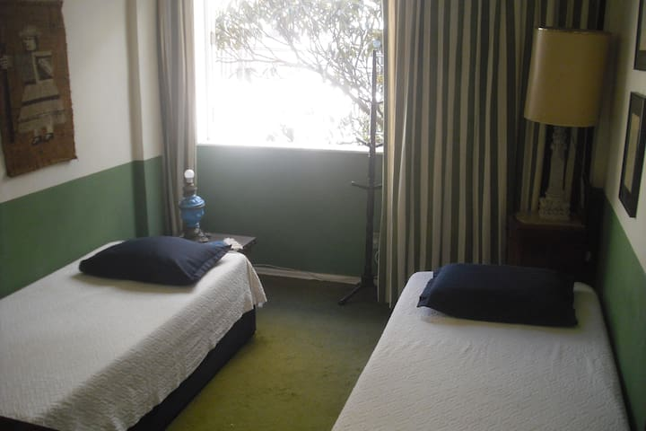 Room for two in the heart of Copacabana