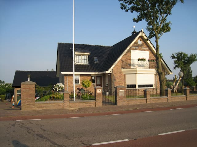 apartment 60 m2 near keukenhof - Zwaanshoek - Apartment