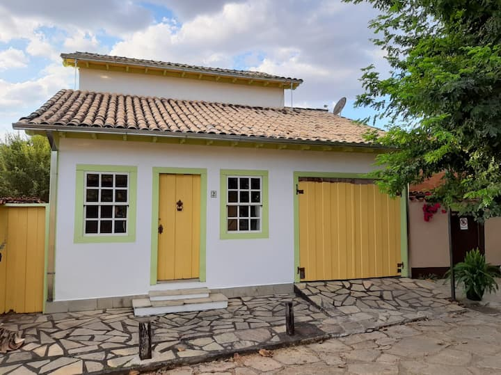 Casa no Centro Histórico de Pirenópolis