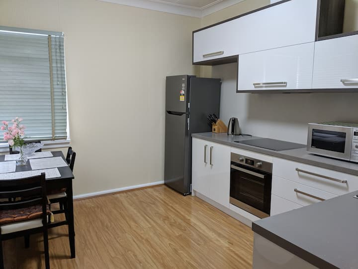 Entire place,spacious, modern one bedroom unit