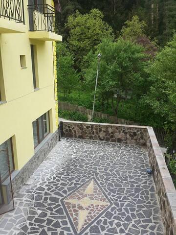 Borjomi - Gästehaus