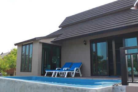 Contemporary Pool Villa with kitchen! Khao Lak - Takua Pa District