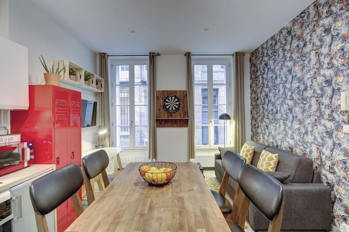 LE COCOON 29 - Cosy apt in historic centre