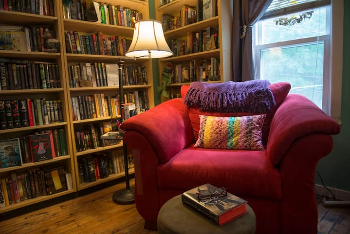 Cozy, creative retreat in historical Lawrenceville - Pittsburgh - Dom