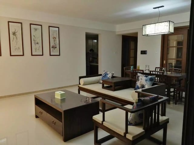 Comfy home away home 逍遥居 整套公寓 - Zhongshan - Apartment