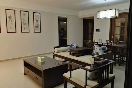Comfy home away home 逍遥居 整套公寓 - Zhongshan