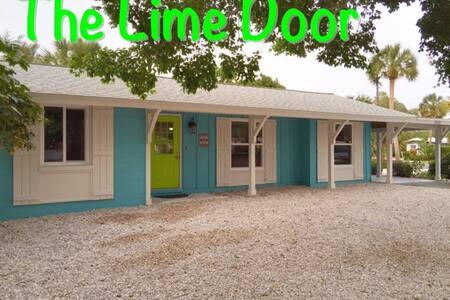 The Lime Door