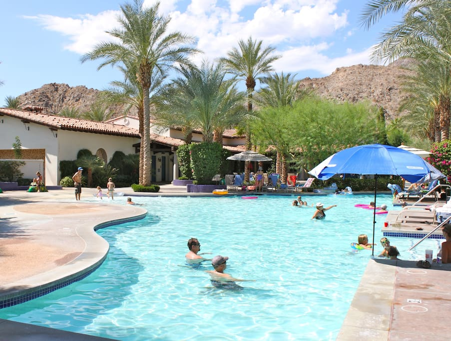 Swim in our pools at Legacy Villas and relax by the spa as you enjoy this La Quinta Resort.