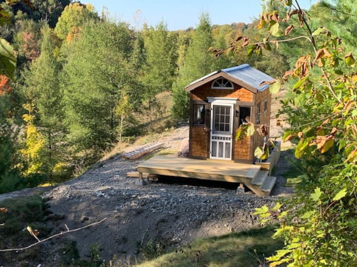 Berkshire's Tiny Home