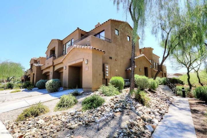 Gated Condo in Highly Desirable North Scottsdale.