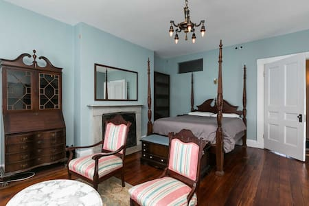 3b Historic Suites - Downtown Townh - Baltimore